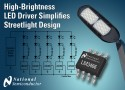 Driver per LED ad alta luminosità di National Semiconductor